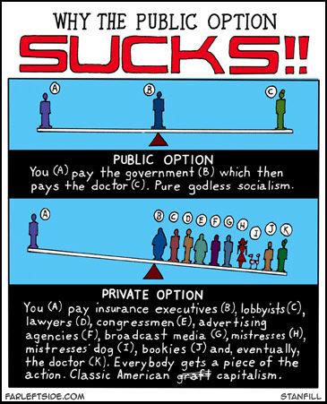 'No Public Option! N...