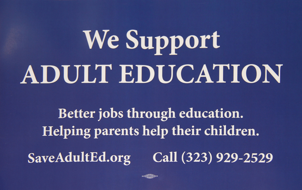 Even Local Businesses Support Efforts to Save LAUSD Adult Education
