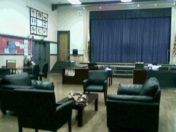 Logan's Auditorium...