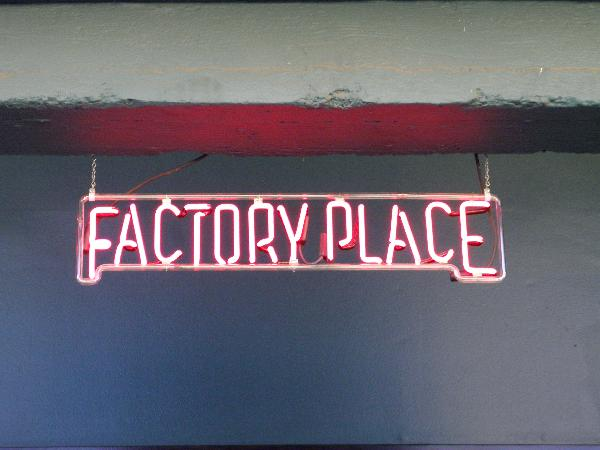 Factory Sign...