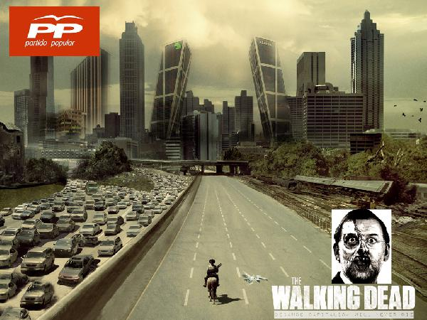 The new Walking Dead...