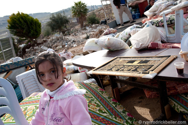 destroyed homes...