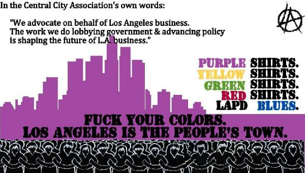 LA is the People's T...
