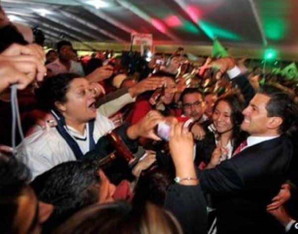 Mexico elects PRI's ...