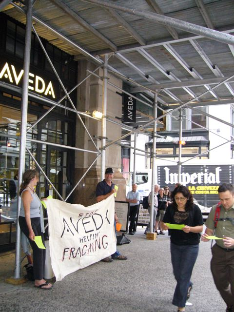 Grassroots to Aveda:...