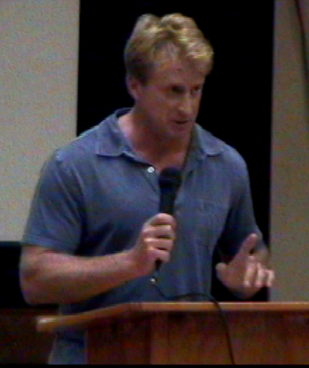 John Raphling at VNC...