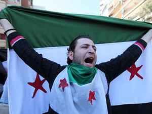 Syria: Assad regime ...