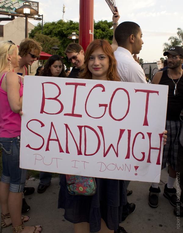Bigot Sandwich/ Chic...