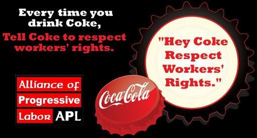 Workers Denounce Des...