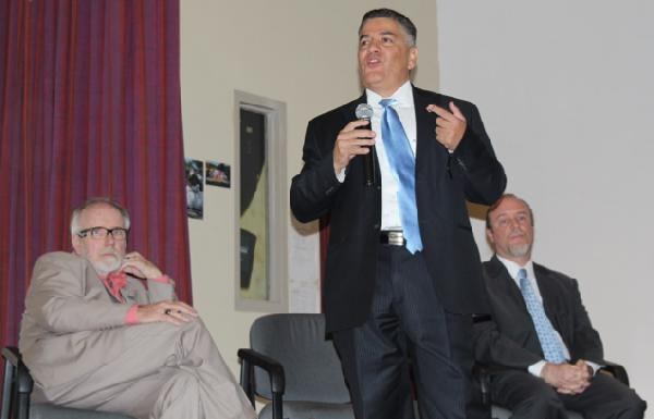LAUSD Candidate Abel...