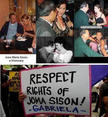Jose Maria Sison...