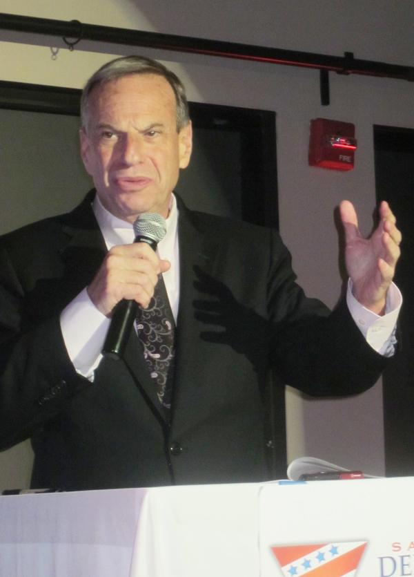 Mayor-elect Bob Filn...