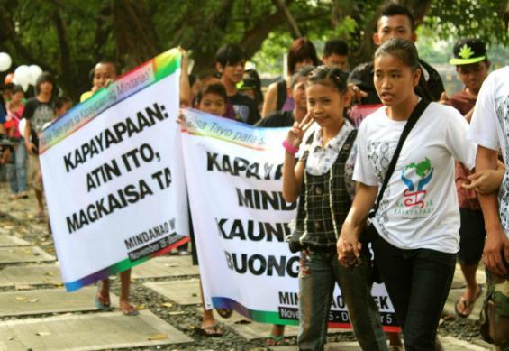 Anak Mindanao (AMIN)...