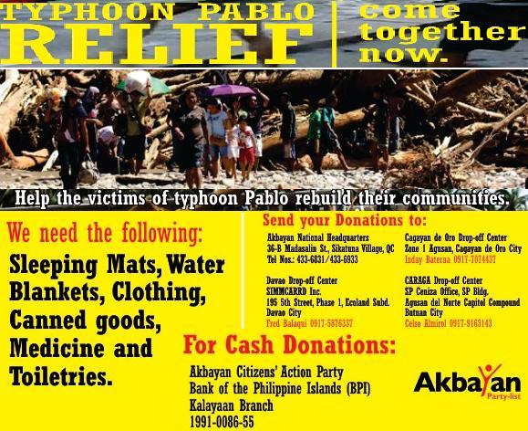 Typhoon Bhopa (Pablo...