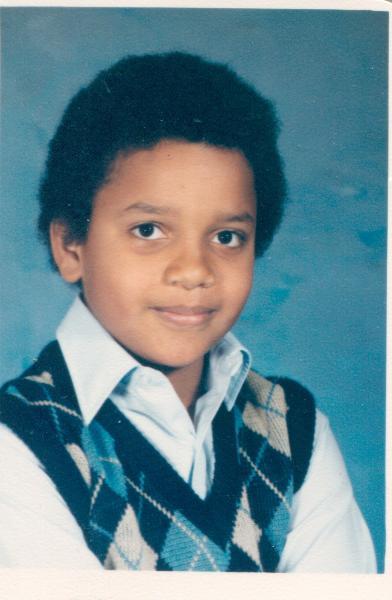 Joey Okeke  age 5...