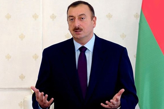 Aliyev Named Most Co...