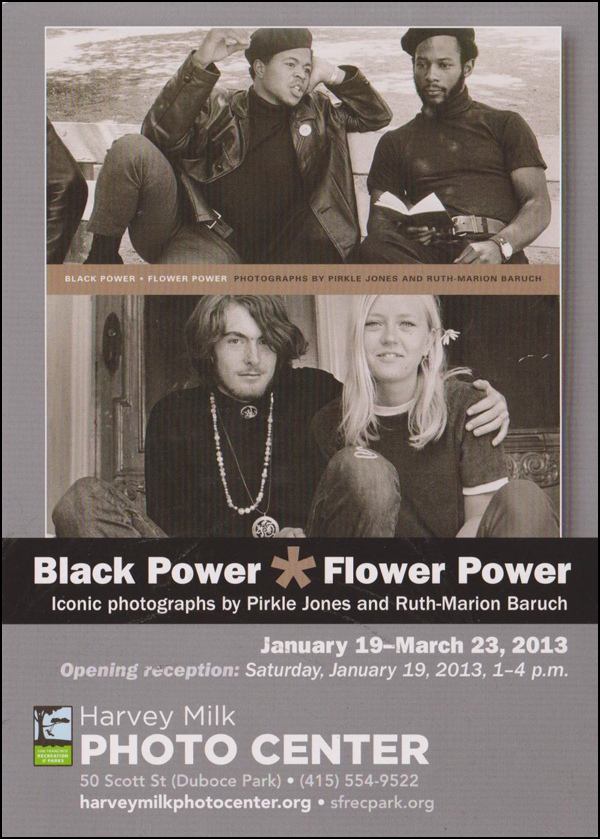 Black Power * Flower...