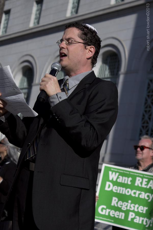 Rabbi Jonathan Klein...