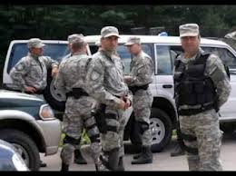 fema troops...