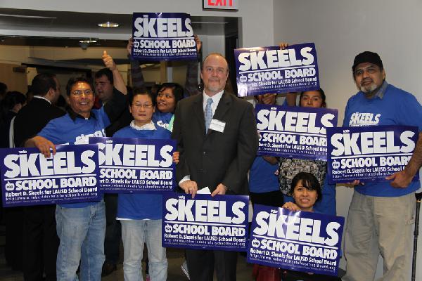 Robert D. Skeels: a ...