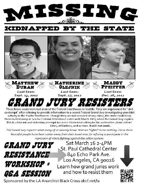 Grand Jury Resistanc...