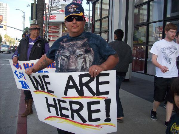 Idle No More at CNN,...