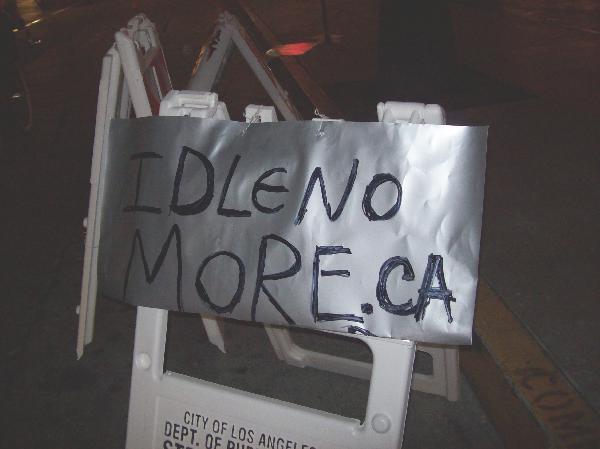Idle No More at CNN ...