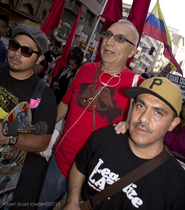 May Day 2013 Los Ang...