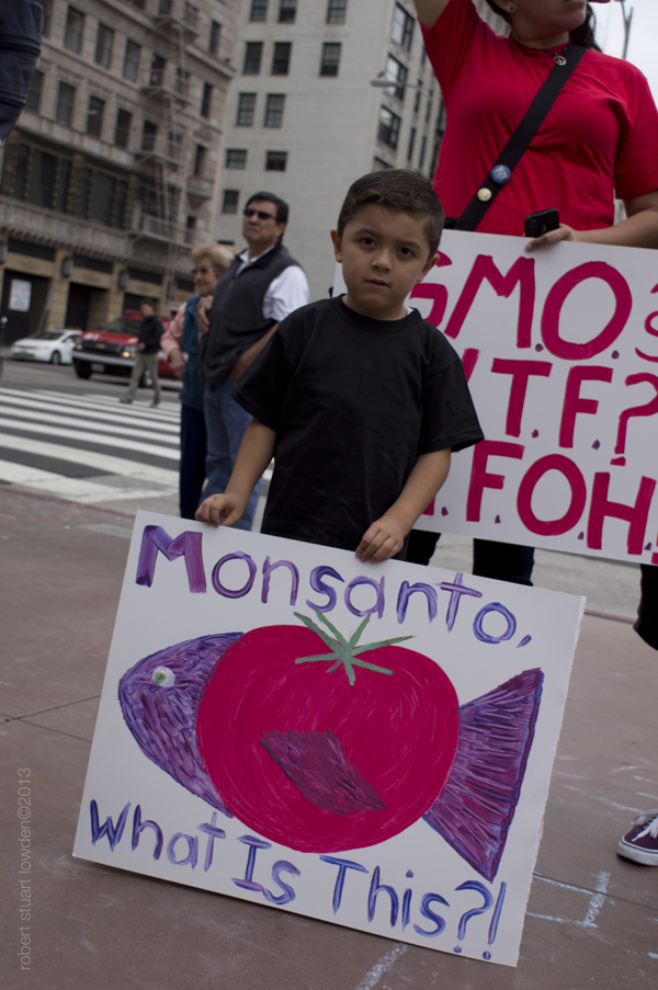 Los Angeles Monsanto...