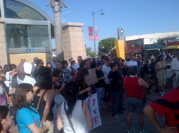 Mariachi Plaza...