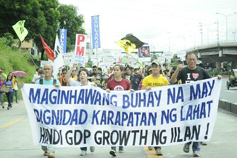 2013 SONA - workers ...
