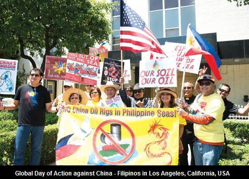 Filipinos in LA join...