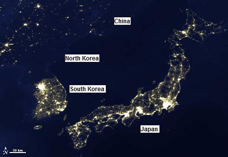 North Korea & South ...