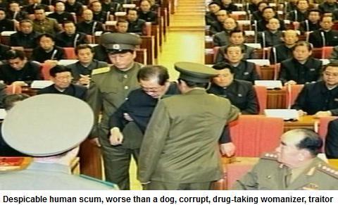 The Purge in Pyongya...