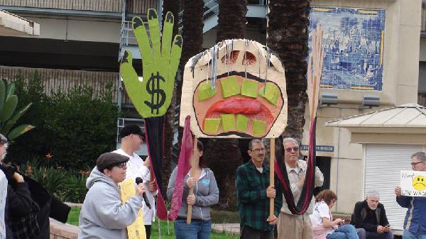 Occupy Long Beach...