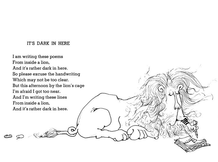 Poetry Shel Silverstein - Lessons - Tes Teach