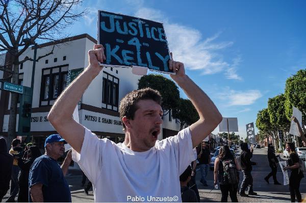 """""""No Justice, No..."""