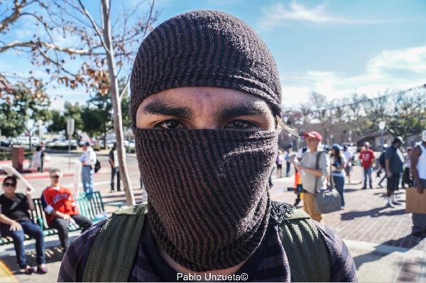 """""""A Protestor's ..."""