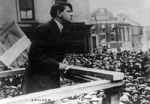 Was Michael Collins ...