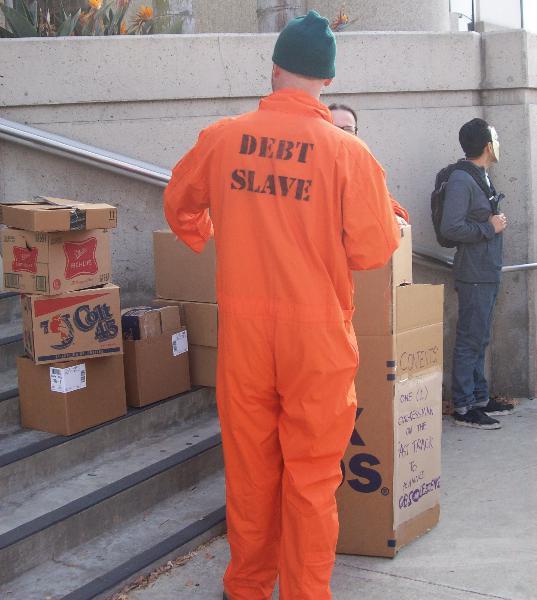 Street theater: box ...
