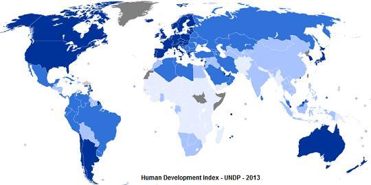 Human Development In...