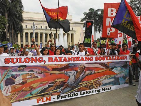 Philippines: 'Forwar...