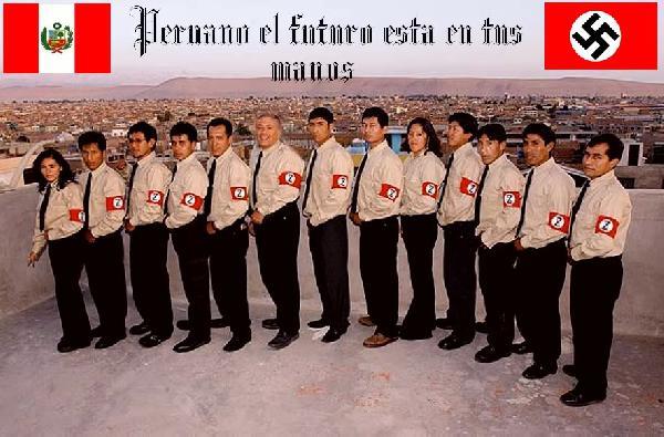 Boycott Peru - End N...