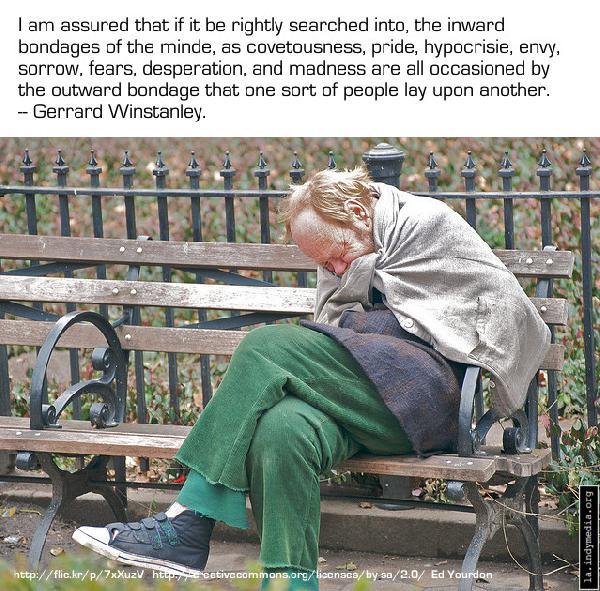 Gerrard Winstanley M...