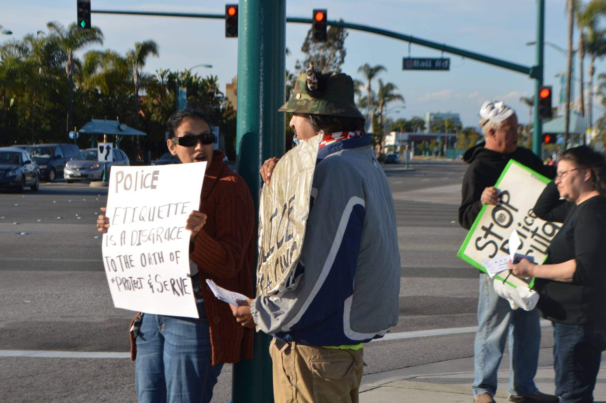 Anaheim, CA Wave of ...