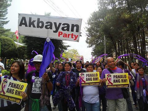 Akbayan Partylist...