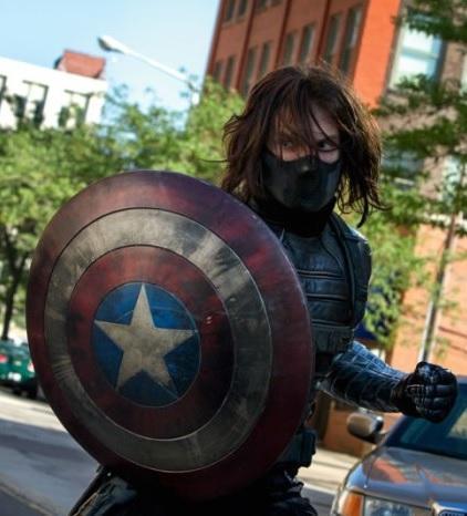 Captain America 2...
