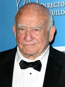 EDWARD ASNER in &quo...