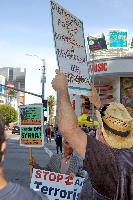 Los Angeles Joins Nationwide March Against Mainstream Media #MAMSM