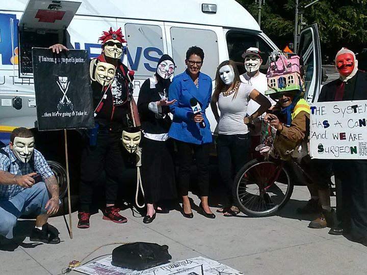 Anonymous Los Angele...